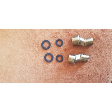 Mimośród krzywka baterii standard zestaw uszczelki