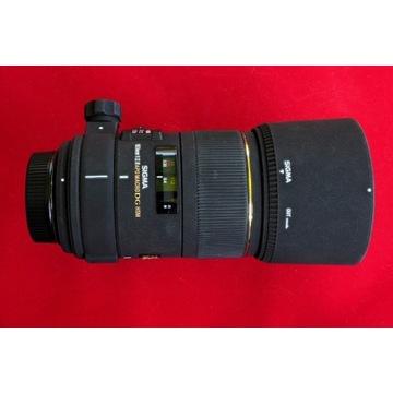 Obiektyw Nikon Sigma 150mm F/2.8 APO Macro DG, jak