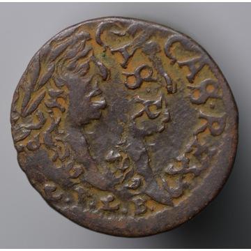 Nr 11 - szeląg koronny 1664