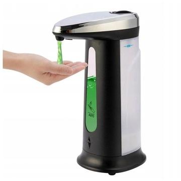 Dozownik do Mydła Bezdotykowy Automatyczny 400ml