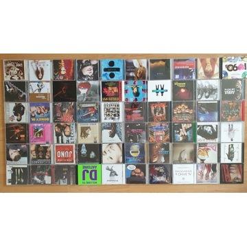 Zestaw płyt CD prawie 200 szt