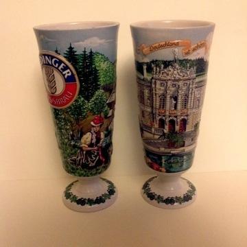 Pokal ceramiczny, edycja Kossinger 1990 i 1991 r