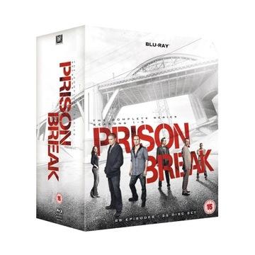 Skazany Na Śmierć Prison Break: Sezony 1-5 Blu-Ray