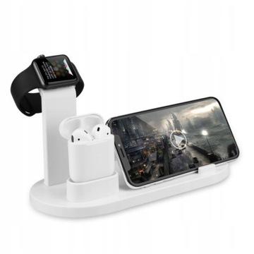 Stacja ładująca IPhone Apple Watch dock