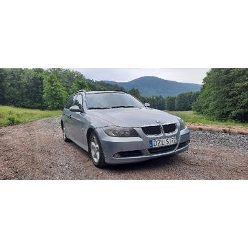 BMW 320 E91 2005