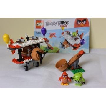 LEGO Angry Birds 75822 Atak samolotem