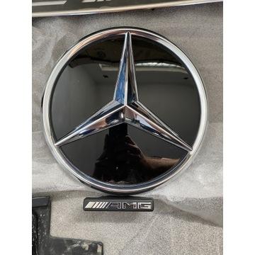 Emblemat w Grill Mercedes G 63 463
