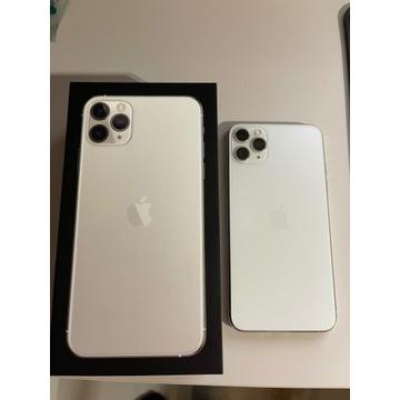 iPhone 11 Pro Max Silver 256 GB Gwarancja do 05/21