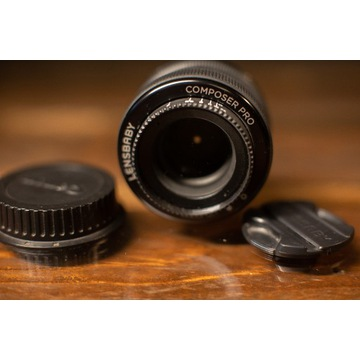 Lensbaby ComposerPro Sweet 50 mocowanie canon
