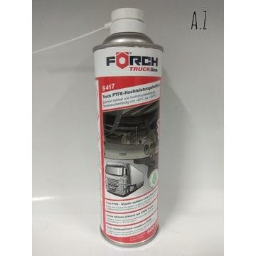 FORCH S417 WYSOKOWYDAJNY SMAR PRZYCZEPNY PTFE