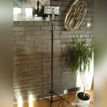 Lampa stojaca,statyw,loft,industrial,reflektor