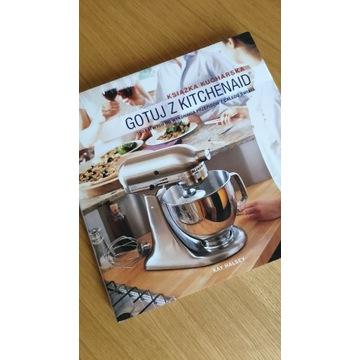 Książka kucharska KitchenAid Kay Halsey nowa