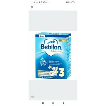 Bebilon 3 o smaku Wanilowym