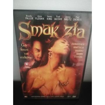 Film DVD SMAK ZŁA OD 18 LAT