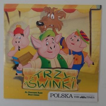 TRZY ŚWINKI - VCD
