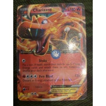 Karta pokemon charizard 11/106