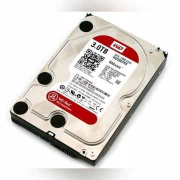 "Dysk twardy WD RED WD30EFRX 3TB 3.5"" SATA III"