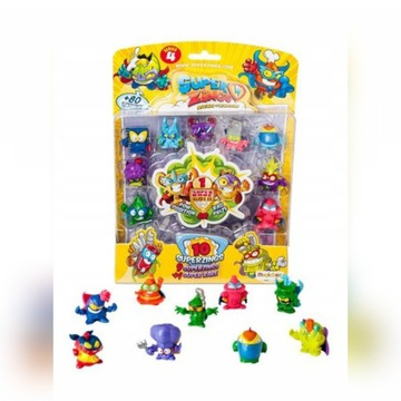 SuperZings 4 - Blister 10 Pack
