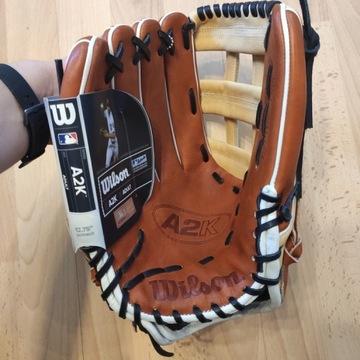 """Lefty baseball glove Wilson 2K 12.75"""" 1799"""