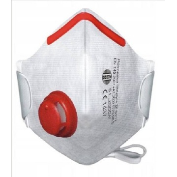 Maska  FFP3 maseczka  ochrona antywirusowa POLSKA