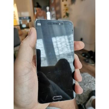 Xiaomi mi 5 czarno srebrny