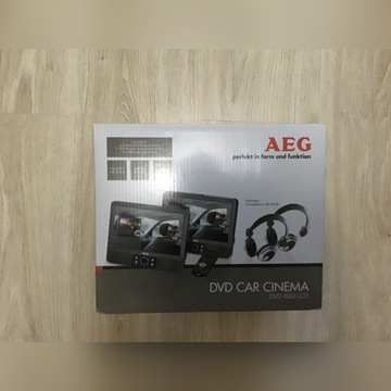 AEG DVD car cinema 4552