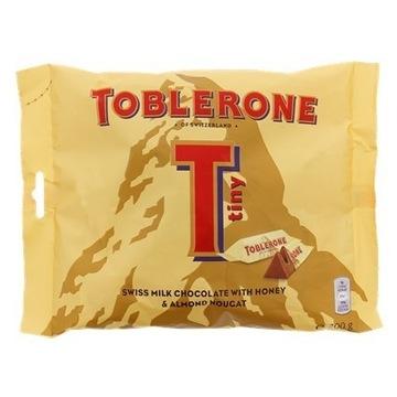 mini Toblerone 200 gramów