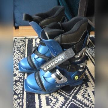 Buty telemarkowe Garmont Gara, rozm. 25 (24,5 cm)