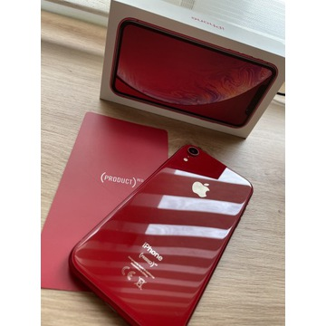 iPhone XR 128GB. RED