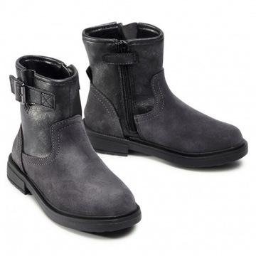 Geox nowe Botki kozaki buty zimowe 32