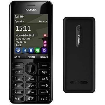 Nokia 206.1 PL, Oryginał, ODPORNA, GW12,