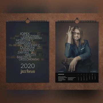 Kalendarz 2020 Jazz Forum