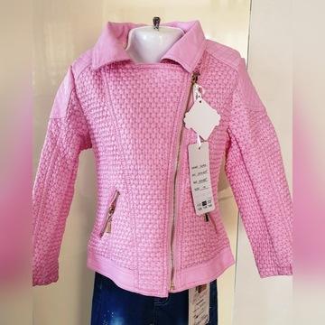 kurtka wiosenna ramoneska dziewczęca 152