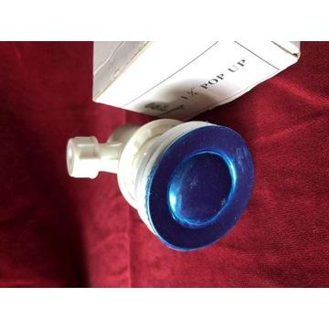 Korek umywalkowy automatyczny