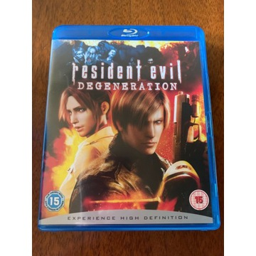 Resident Evil: Degeneracja [Blu-Ray] LEKTOR