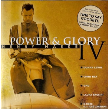 Henry Maske - Power & Glory IV (CD)