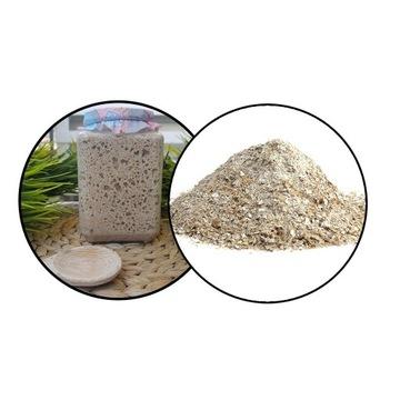 Naturalny zakwas ŻYTNI 150g + mąka na start 200g