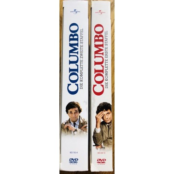 Columbo  serial DVD box