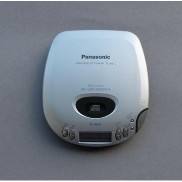 Panasonic odtwarzacz CD