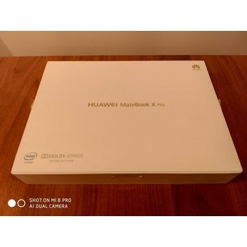 HUAWEI MateBook X Pro + GRATIS 2 pary słuchawek!!!