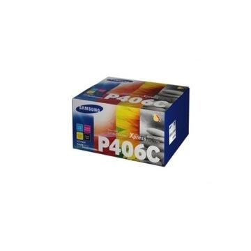 Zestaw tonera Samsung CLT-P406C CMYK okazja !!!