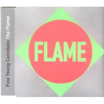 FINE YOUNG CANNIBALS-THE FLAME-MAXI CD