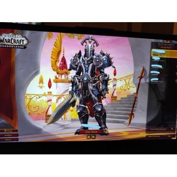 Konto WOW serwer Burning Legion