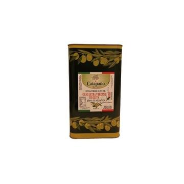 Włoska oliwa z oliwek 100% Extra Vergine puszka 3l