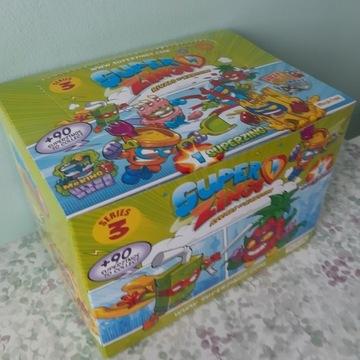 SuperZings BOX 50 saszetek darmowa wysyłka
