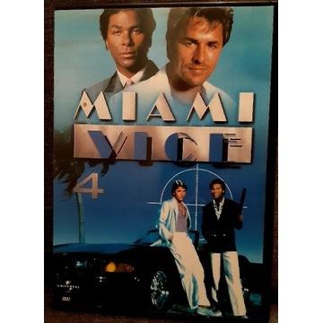 Miami Vice 04 DVD odcinek 7 i 8
