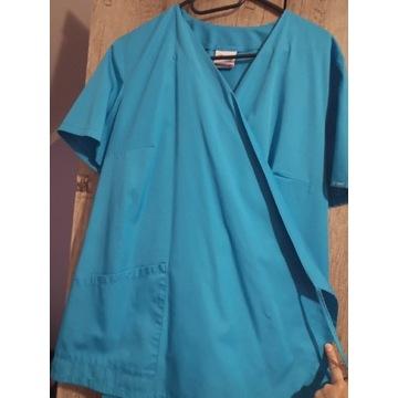 Uniformix bluza medyczna kimono wiazana, 44
