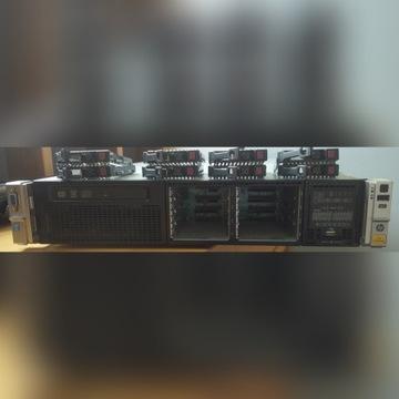 HP 3PAR StoreServ\DL380p G8 2xE5-2670v2 - 64GB RAM
