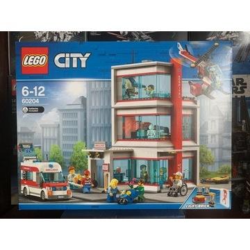 Lego City 60204 Szpital