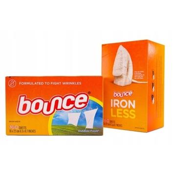 Chusteczki zapachowe do Suszarki Bounce 160 szt